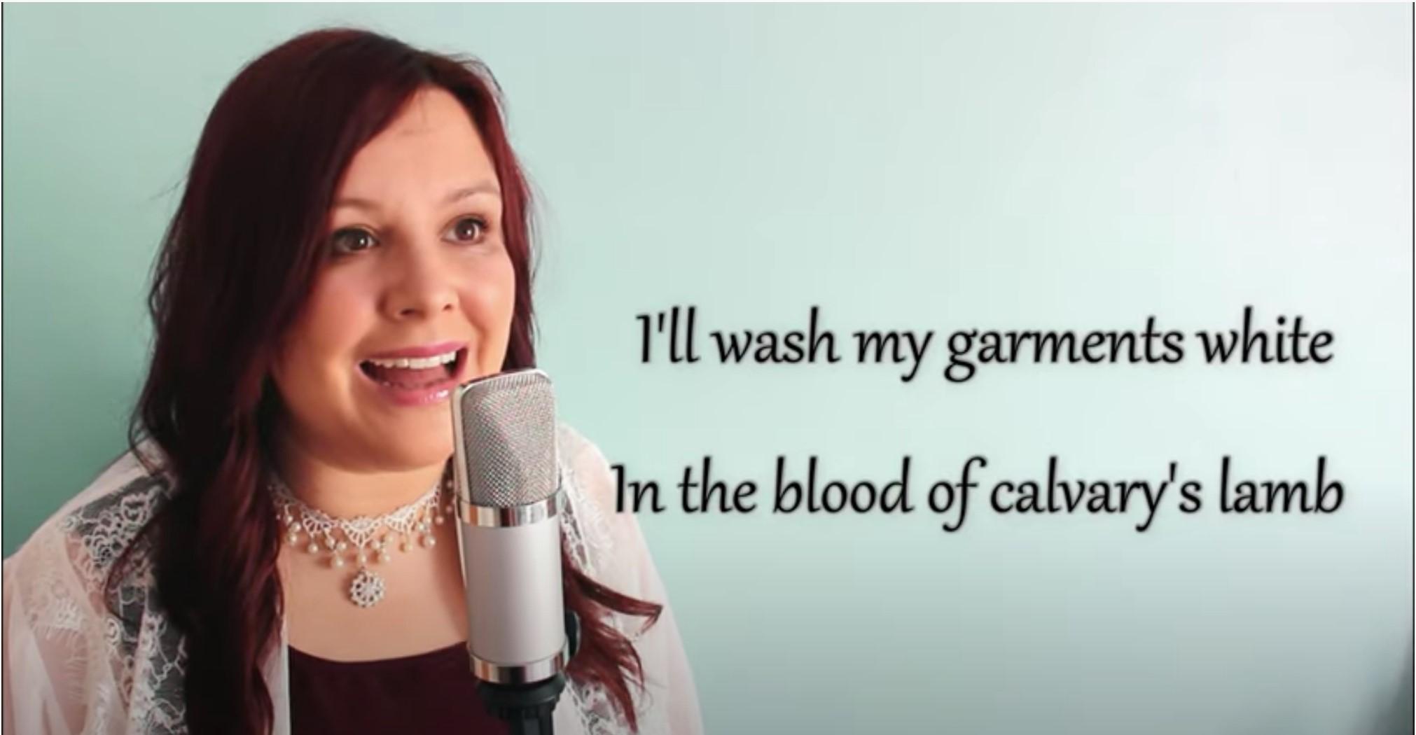 Hymn-vocial-session-recording